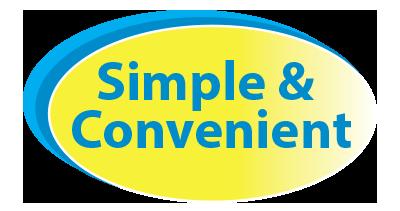 Simple-Convenient